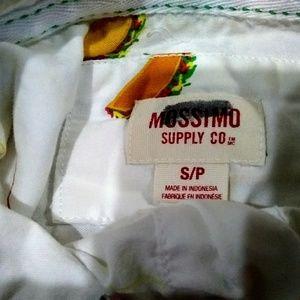 659a7162e55 Tops - Mossimo S S Taco Boyfriend Fit Button Down Shirt